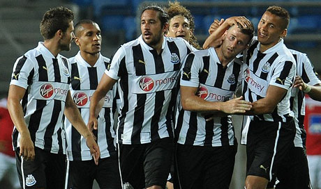 newcastle-team