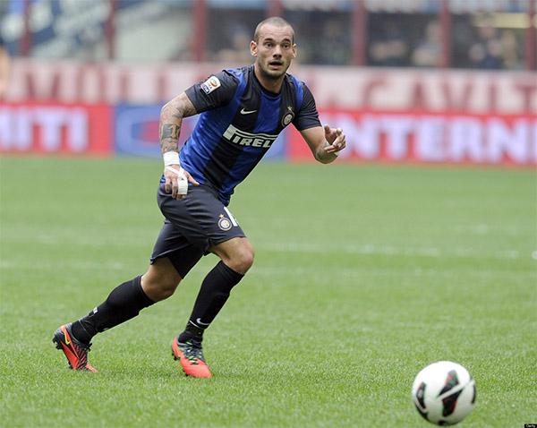 wesley-sneijder-2013