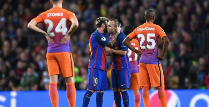 Barcelona's Arch Enemy is not Real Madrid, but injuries to Andrés Iniesta and Lionel Messi