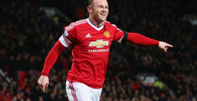 Will Wayne Rooney participate in the next match?
