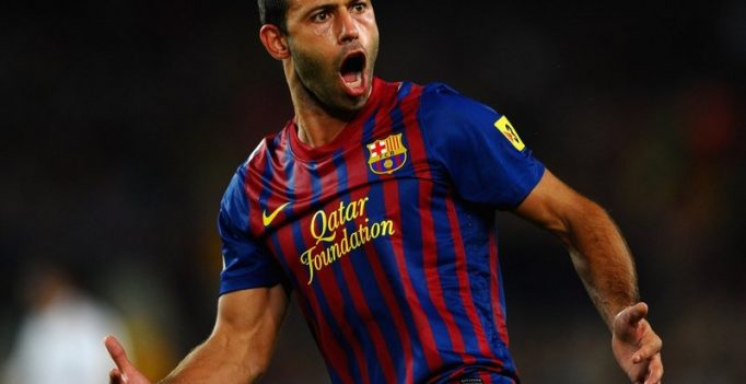 When will Javier Mascherano go back to playing?